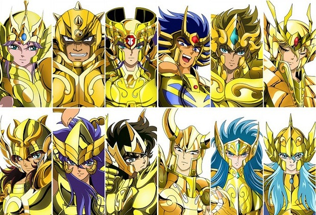 Saint Seiya: Brave Warriors Image