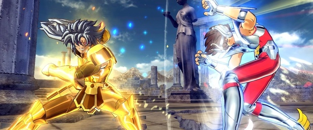 Saint Seiya: Brave Warriors - Feature