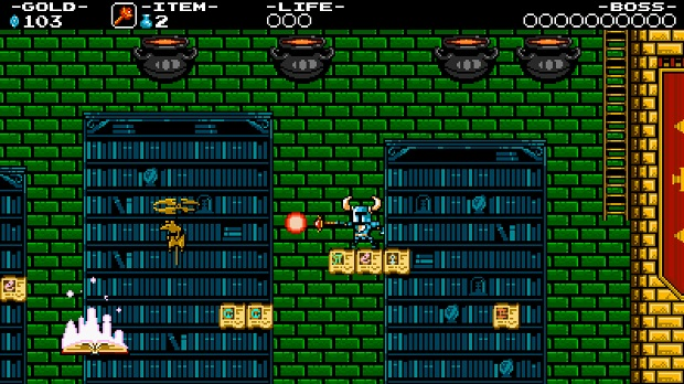 Shovel Knight - Wii U - 1