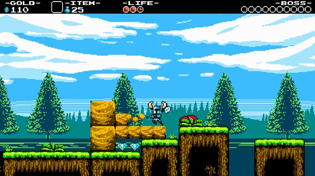Shovel Knight - Wii U - 2