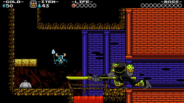 Shovel Knight - Wii U - 3