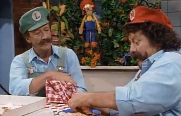 The Super Mario Bros. Super Show Danny Wells