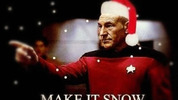 captain picard christmas