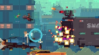 Super Time Force Screenshot - Super Time Force