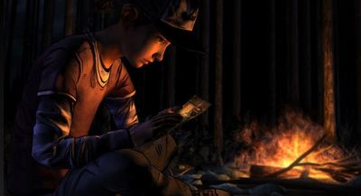 The Walking Dead Screenshot - The Walking Dead: Season Two - Clementine