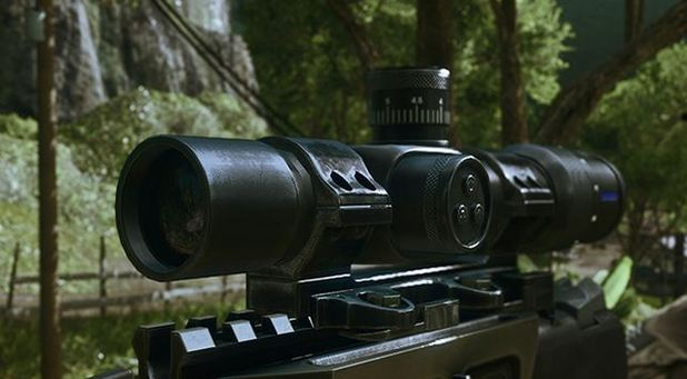 M1911 Pistol Scope