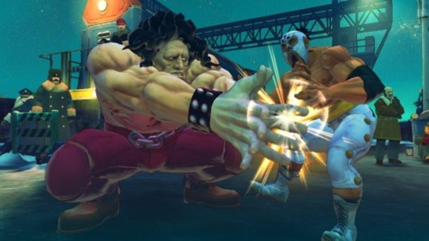 Ultra Street Fighter IV Screenshot - Ultra SF4