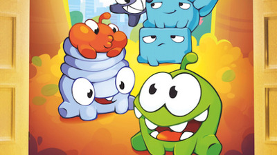Cut the Rope Screenshot - Cut the Rope 2