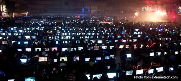 Local Multiplayer – The beauty of LAN gaming