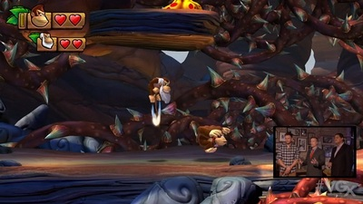 Screenshot - cranky kong tropical freeze