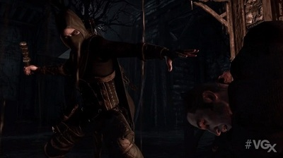 THIEF Screenshot - thief vgx story trailer