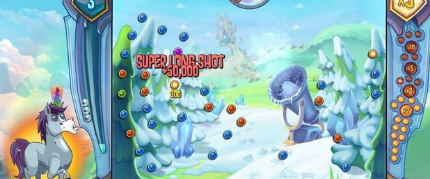 Peggle 2 - Feature