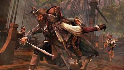 Assassin's Creed 4: Black Flag Screenshot - Blackbeard's Wrath
