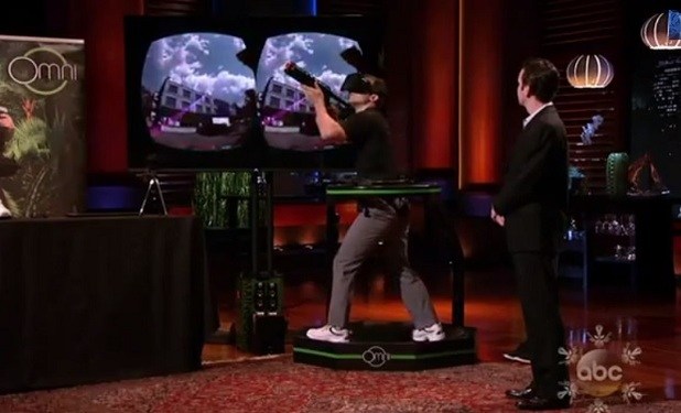 Gear & Gadgets Screenshot - shark tank oculus rift