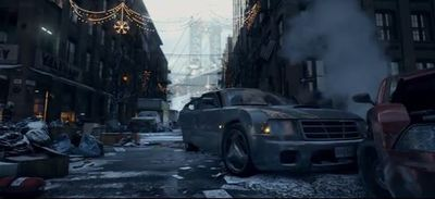 The Division Screenshot - Snowdrop Engine