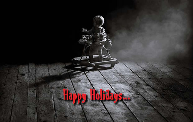 insidious 2 happy holidays