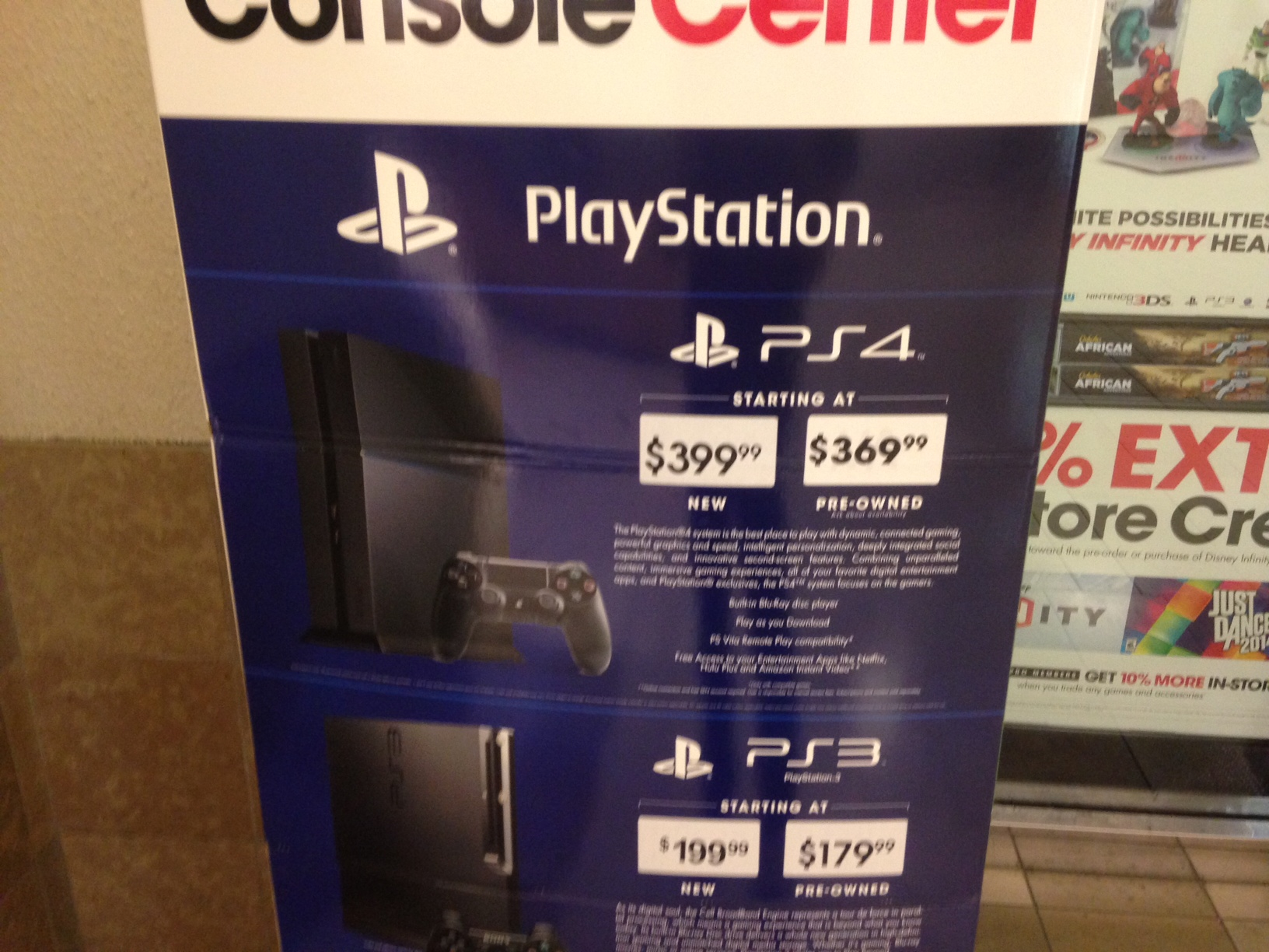 Apr 14,  · Going to be getting a PS4 in a few days, however gamestop has both pre-owned and refurbished for what would be a safer and better bet?