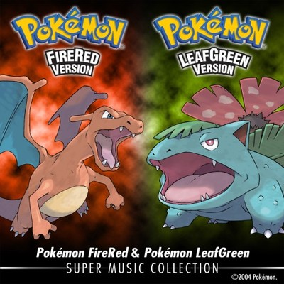 Fire Red and Leaf Green