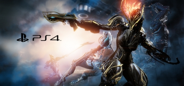 Warframe PS4 update