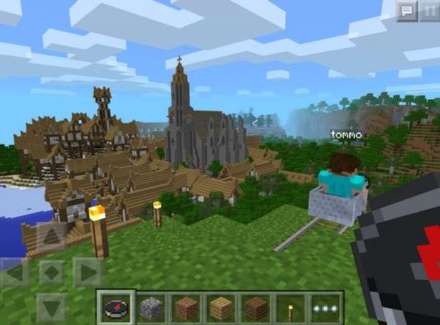 Minecraft Screenshot - Minecraft Pocket Edition