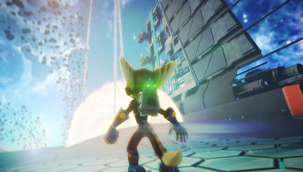 Ratchet & Clank: Into the Nexus Screenshot - Ratchet & Clank: Into the Nexus
