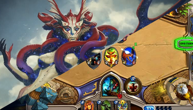 Hearthstone: Heroes of Warcraft Screenshot - Comparing Hearthstone to Magic: the Gathering
