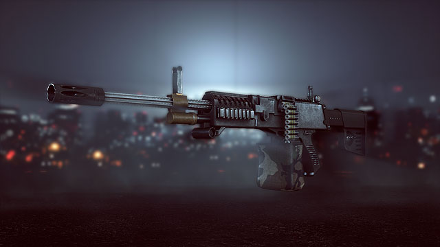 BF4 Support LMG