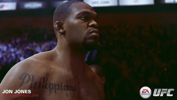 EA SPORTS UFC Screenshot - ea sports ufc jon jones
