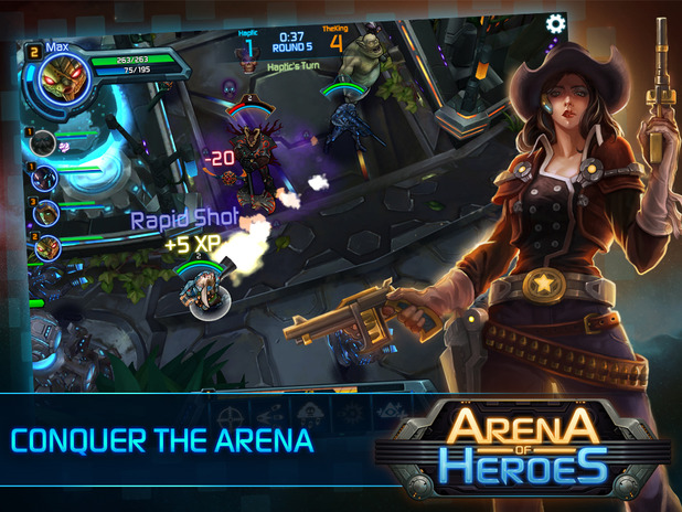 Arena of Heroes Screenshot - 1157578