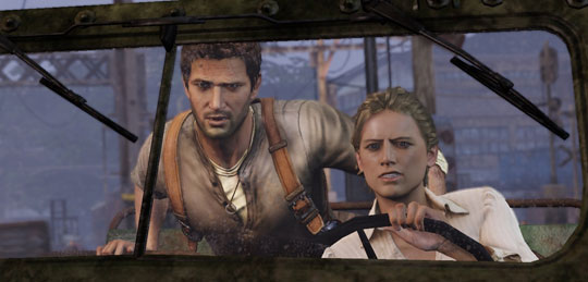 Uncharted needs to change, but the story is still great