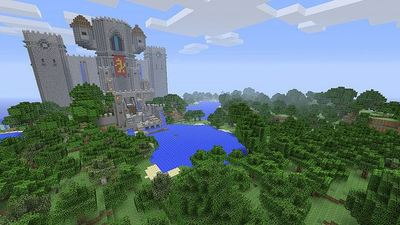 Minecraft Screenshot - Minecraft: PS3 Edition