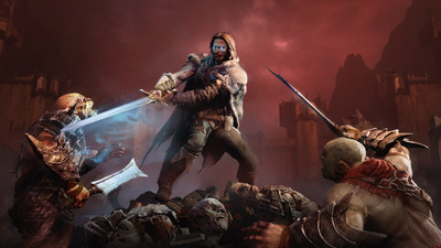 Middle-earth: Shadow of Mordor Screenshot - Melee