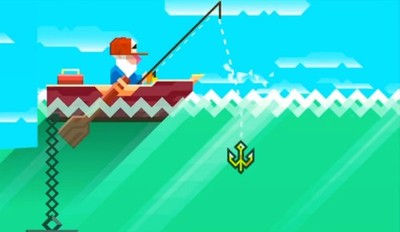 Ridiculous Fishing Screenshot - Ridiculous Fishing