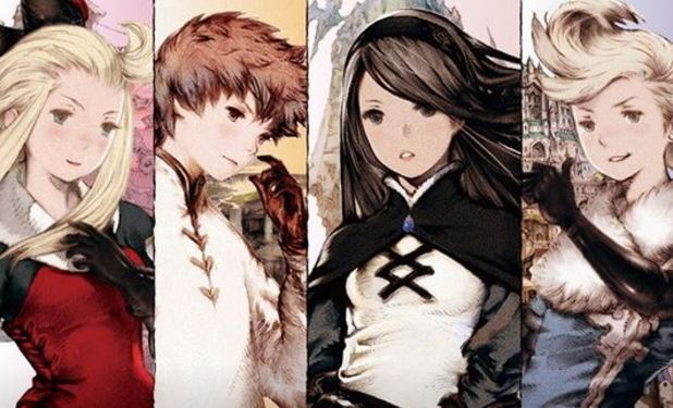 Bravely Default Screenshot - 1157752