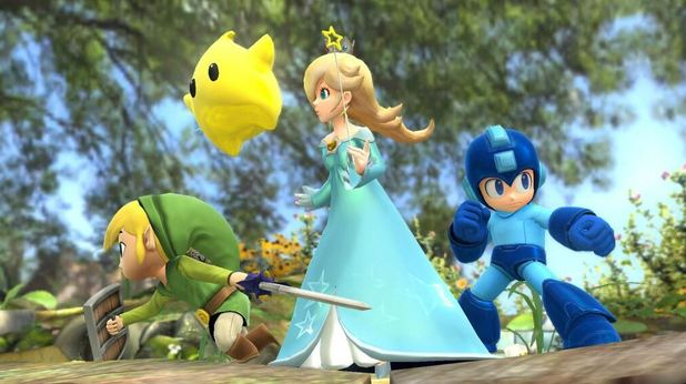 Super Smash Bros. for 3DS / Wii U Screenshot - 1157754