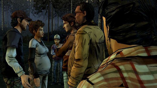 The Walking Dead Season Two - All That Remains