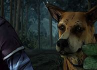The Walking Dead Season 2 dog