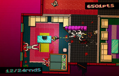 Hotline Miami Screenshot - Hotline Miami