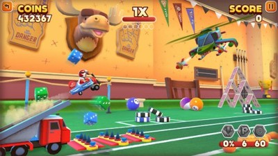 Joe Danger Screenshot - Joe Danger Infinity