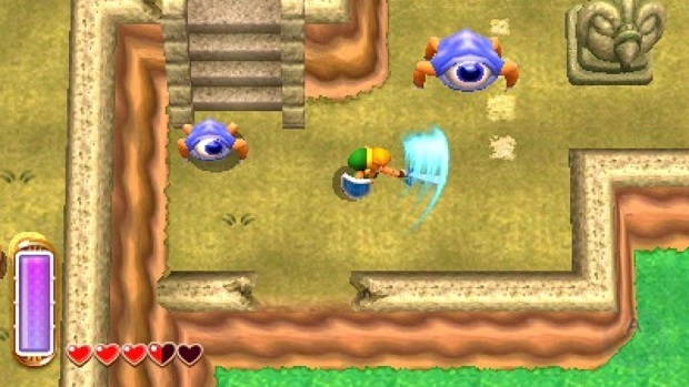 The Legend of Zelda A Link Between Worlds - 3DS - 5