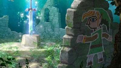 The Legend of Zelda: A Link Between Worlds Screenshot - 1157901