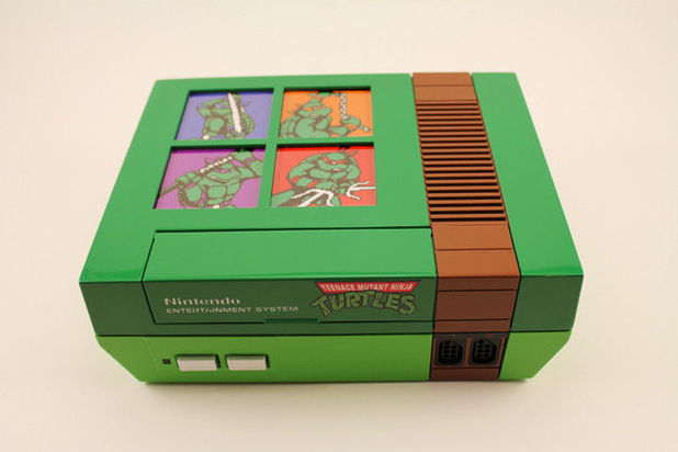 Screenshot - NES TMNT