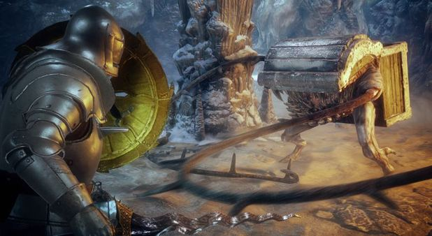 Deep Down Screenshot - 1158051