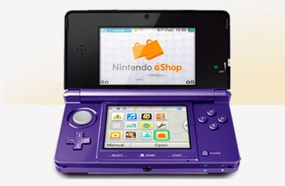 Nintendo 3DS XL Screenshot - Nintendo eShop 3DS