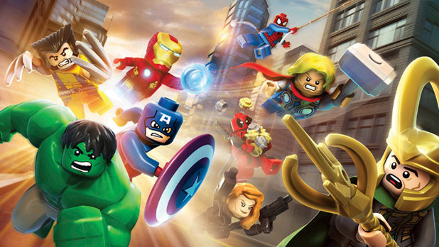 LEGO Marvel Super Heroes Screenshot - 1158083
