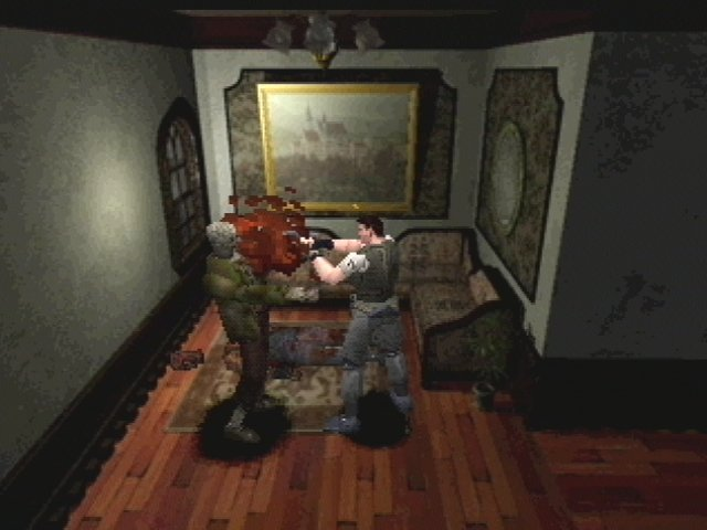 Resident Evil is old