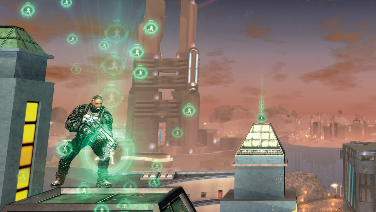 Crackdown collectibles