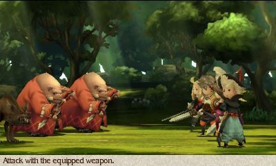 Bravely Default Screenshot - 1158176