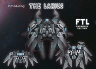ftl advanced edition, new race, the lanius