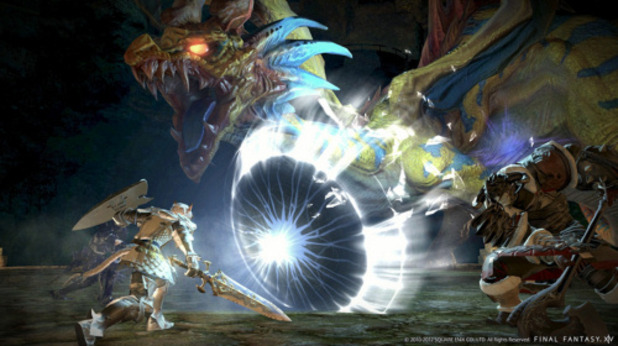 Final Fantasy XIV: A Realm Reborn Screenshot - Realm Reborn